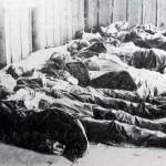 1. Жертвы Кишиневского погрома. 1903г.