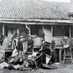 4. Разграбленные дома в Кишиневе.