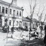 7. Разграбленные дома богатых евреев. Кишинёв.