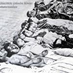6.Еврейские дети - жертвы погрома в Екатеринославе (ныне Днепропетровск). Украина.