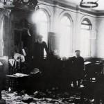 15. Синагога в Демиевке (Украина),  порушенная польскими войсками на Украине в мае-июне 1919 г.