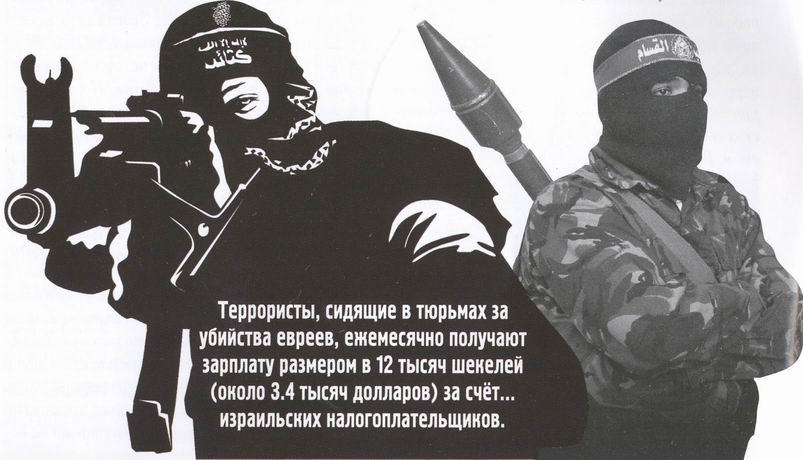 Террористы в масках