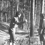 Встреча в лесу  (инсценировка)