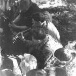 Центр притяжения - Витя Половников (Дядька) с гитарой