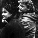 Элла Кожевникова и Валя Леванкова. 64-октябрь