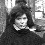 Галя Егорова (Галчонок).Скалы 65-май