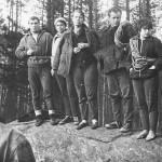 Отделение: Шевелева Е:  Ажимова А., Терешкова Т. и др.