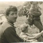 перед выходом из лагеря, 1962г.