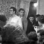 Новый год, середина 60-х.(кадр 1)