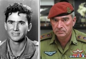 Рафаэль Эйтан - офицер Спецназа, 1953 г. и израильский Главком 1978-1983