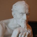 """Антакольский - скульптура """"Мефистофель"""" (Русский музей, Санкт-.Петербург)"""